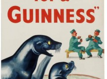 Guinness Posters of John Gilroy