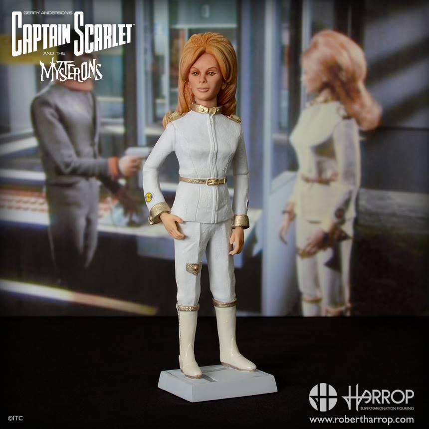 Rober Harrop Captain Scarlett Symphony Angel