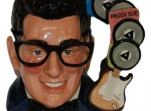 Buddy Holly Royal Doulton Character Jug