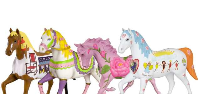 trail of painted ponies collectors appreciation 2018