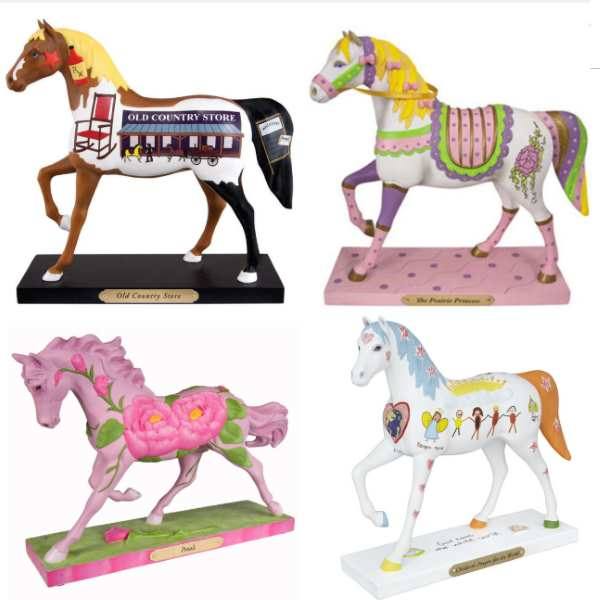 trail of painted ponies collectors appreciation pieces