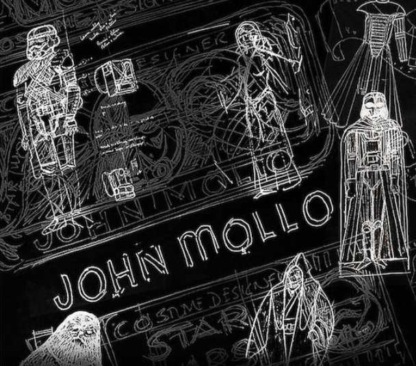 John Mollos Star Wars Personal Sketchbooks