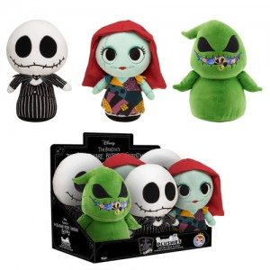 Funko Nightmare Before Christmas 25th Plushies