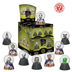 Funko Nightmare Before Christmas 25th Snow Globes