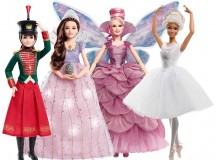 Barbie Disney The Nutcracker and the Four Realms Dolls