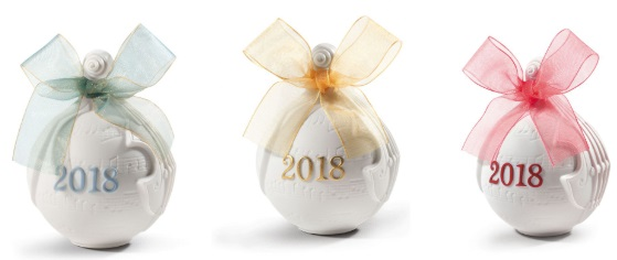 Lladro Annual Christmas Ball 2018