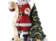 Royal Doulton Father Christmas 2018 Santa's Christmas List