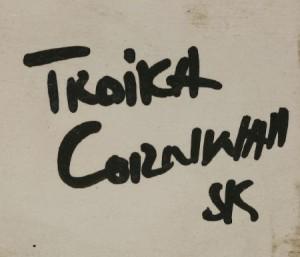 Troika Simone Kilburn SK mark