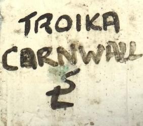 Troika Sue Lowe SL mark