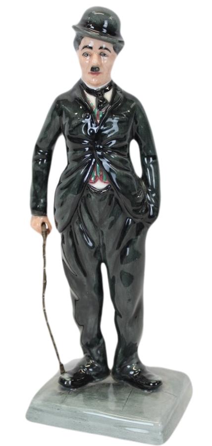 Charlie Chaplin Royal Doulton Figurine HN2771