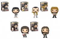Queen and Freddie Mercury Pop! Vinyl Figures