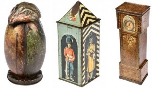 The London Decorative Tin Collection