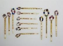 Lace Bobbins – The Decorative Charm of Lace Bobbins