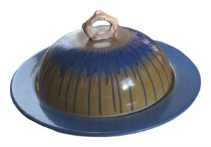 shelley harmony ware muffin dish