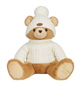joshua harrods christmas bear 2019