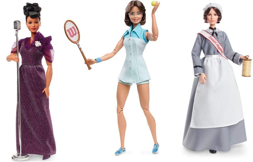 barbie inspiring women series 2
