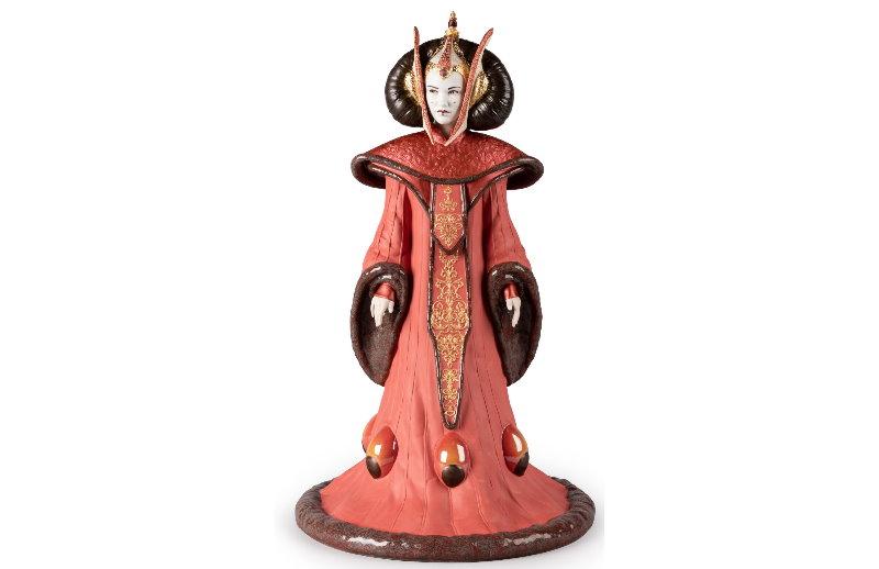 lladro queen amidala star wars