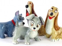Wade Lady and the Tramp Disney Blow Ups Price Guide