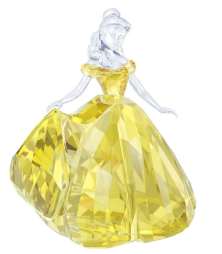 belle disney swarovski 2017 annual edition princess