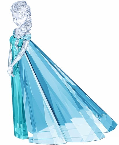 elsa disney swarovski 2016 annual edition princess