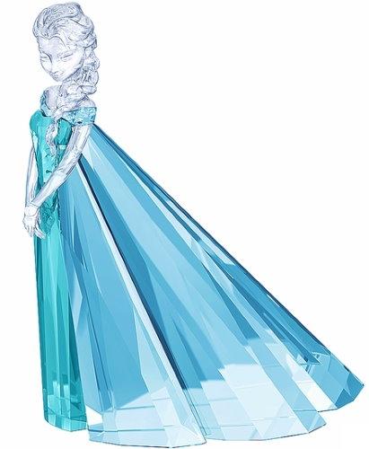 elsa disney swarovski 2016 annual edition princess