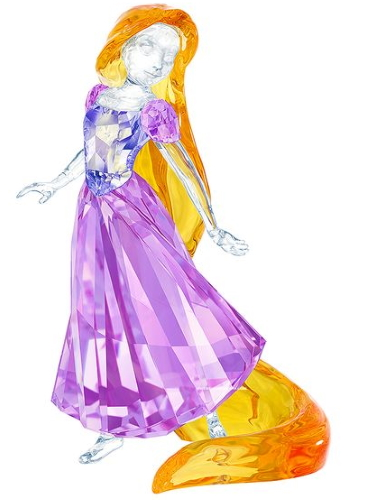 rapunzel disney swarovski 2018 annual edition princess