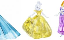 Swarovski Limited Edition Disney Princesses