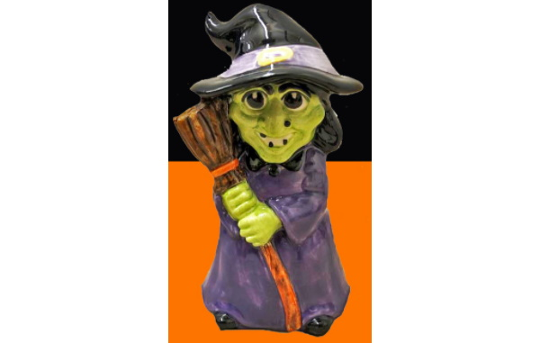 Wade Halloween Whimsie Witch