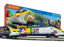 The Beatles Yellow Submarine Eurostar Train Set