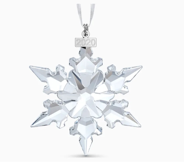 swarovski 2020 annual ornament