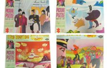 Jaymar Beatles Yellow Submarine Puzzles Price Guide