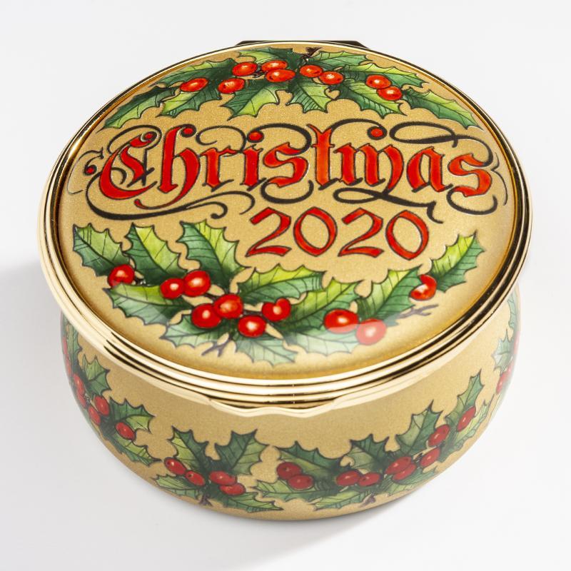 Halcyon Days 70TH BIRTHDAY EDITION 2020 CHRISTMAS BOX