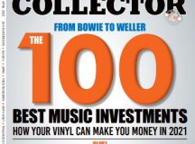 Record Collector 100 Best Music Investments in March issue