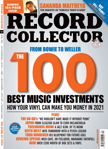 record collector The 100 Best Music Investments How Your Vinyl Can Make You Money in 2021