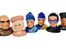 Beswick Thunderbirds Busts Price Guide