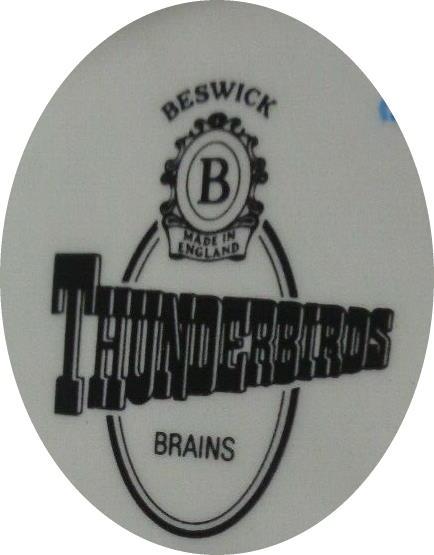thunderbirds beswick backstamp