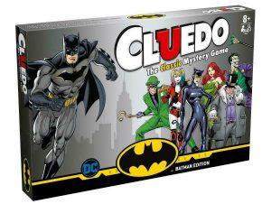 Batman DC Comics Cluedo