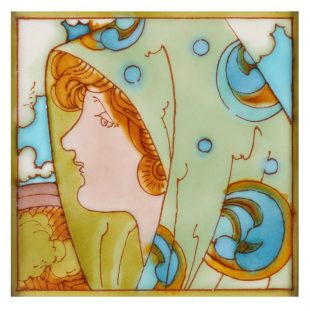 Charlotte Rhead Tiles information and price guide