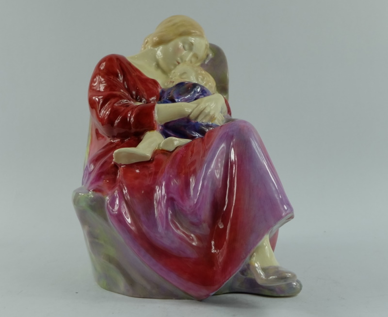 Royal Doulton Contentment Figurine HN1323