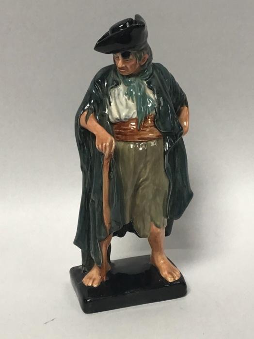 The Beggar HN2175 by Leslie Harradine