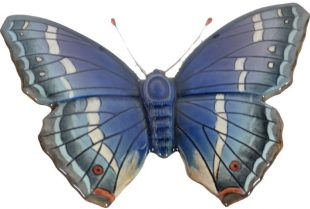 Beswick Butterfly Plaques
