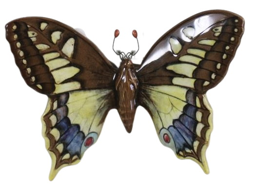 Beswick Swallow-tail Butterfly 1492