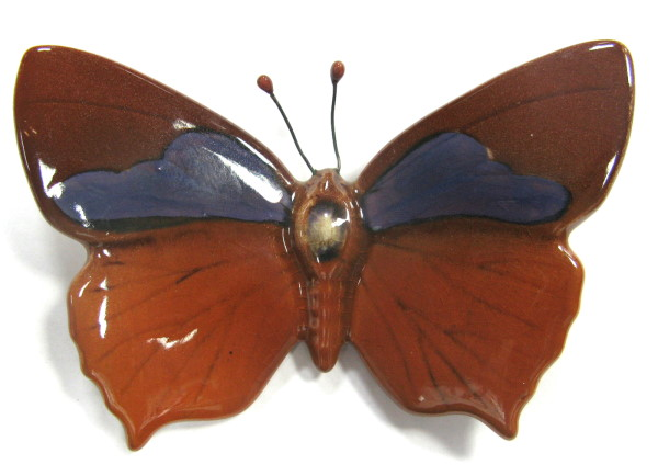Bewsick Purple Hairstreak Butterfly 1494