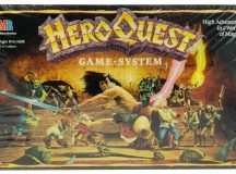 HeroQuest Game System Price Guide