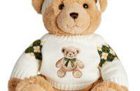 Harrods Angus Christmas Bear 2021